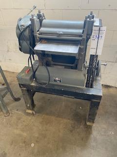 "PARKS 10"" PLANER ON STAND"