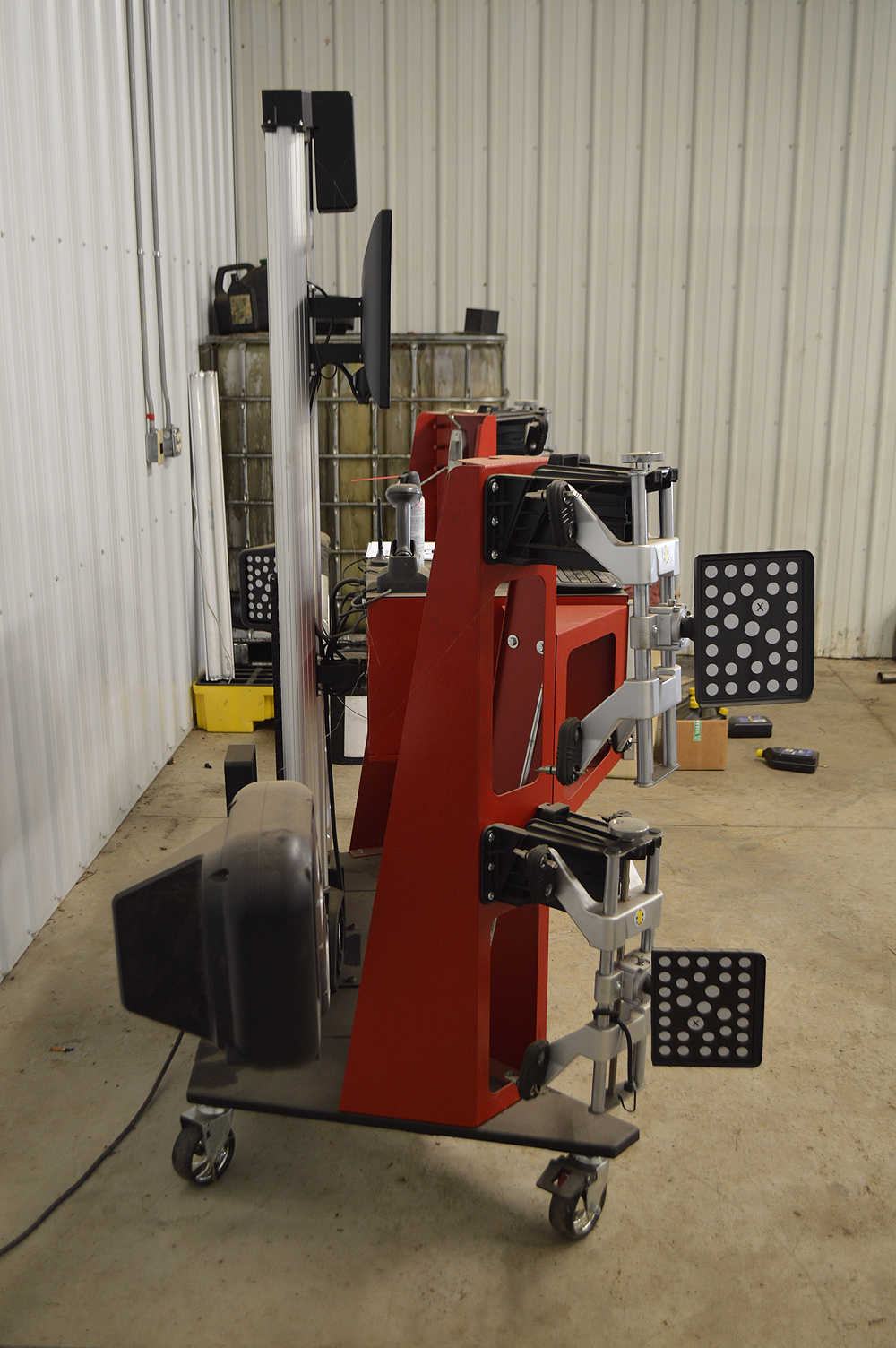 JOHNBEAN V-3300 VEHICLE ALIGNMENT SYSTEM - Image 2 of 4