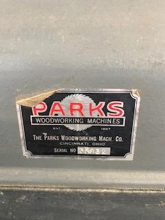 "PARKS 10"" PLANER ON STAND - Image 2 of 2"