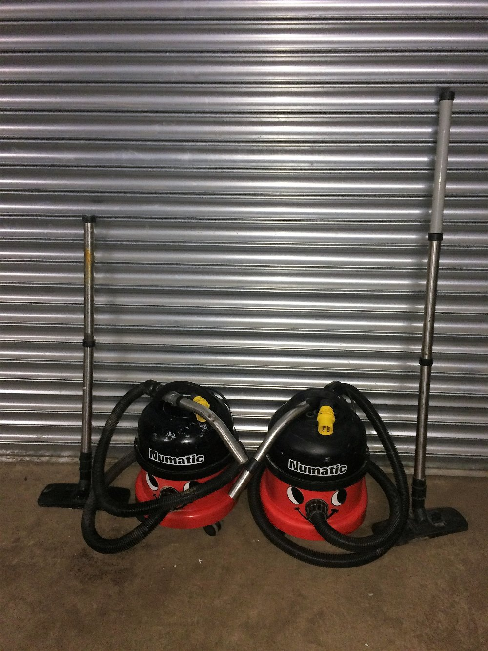 43 Henry Henry Hvr200 22 Numatic Nvr200 22 Commerical Vacuum Cleaners