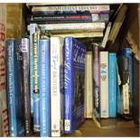 A quantity of books on cookery.