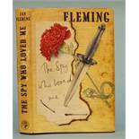 Fleming (Ian), The Spy Who Loved Me, 1st edition, black cl with dagger, 8vo, 1962.