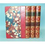 Bray (Mrs), A Description of the Part of Devonshire Bordering on the Tamar and the Tavy, 3 vols,