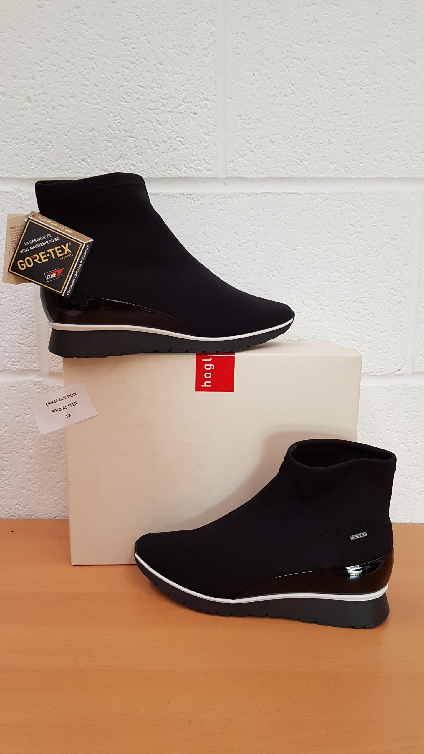 Lot 53 - Hogl Gore-Tex ladies shoes UK SIZE 5 RRP £169.99