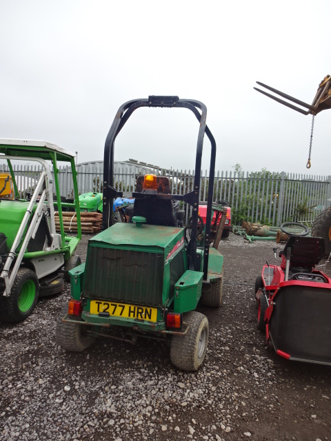 Ransomes mower Manual highway 213