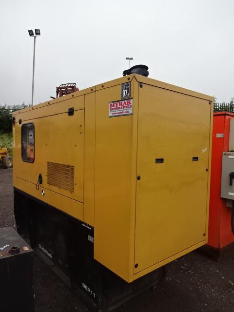 Olympian Generator D150p1 service manual