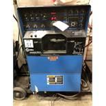 (1) MILLER SYNCROWAVE 350 LX AC/DC TIG WELDER WITH TIG-ER COOLER- S/N- KK190632
