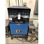 (1) MILLER SYNCROWAVE 350 LX AC/DC TIG WELDER WITH BERNARD COOLER S/N KK265463