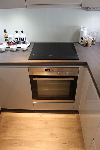 Commodore kitchens u shaped complete kitchen comprising of for Complete kitchen base units