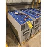 ENERSYS IRON CLAD WORK HOG, 36 VOLT BATTERY, TYPE E125-13, 2,075 LBS