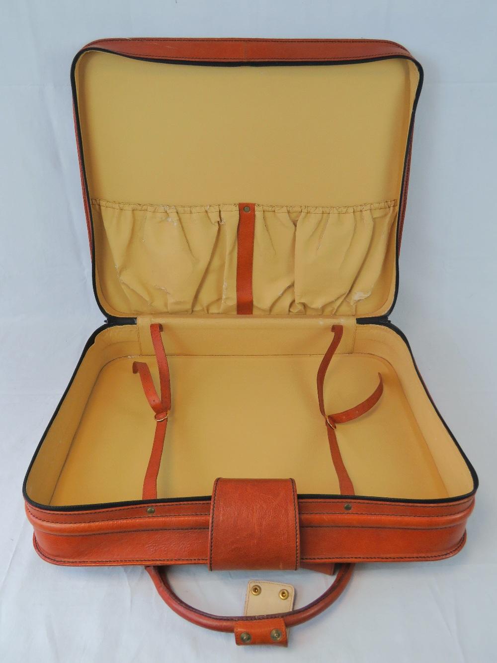 Lot 15 - Ferrari Testarossa luggage set by Schedo