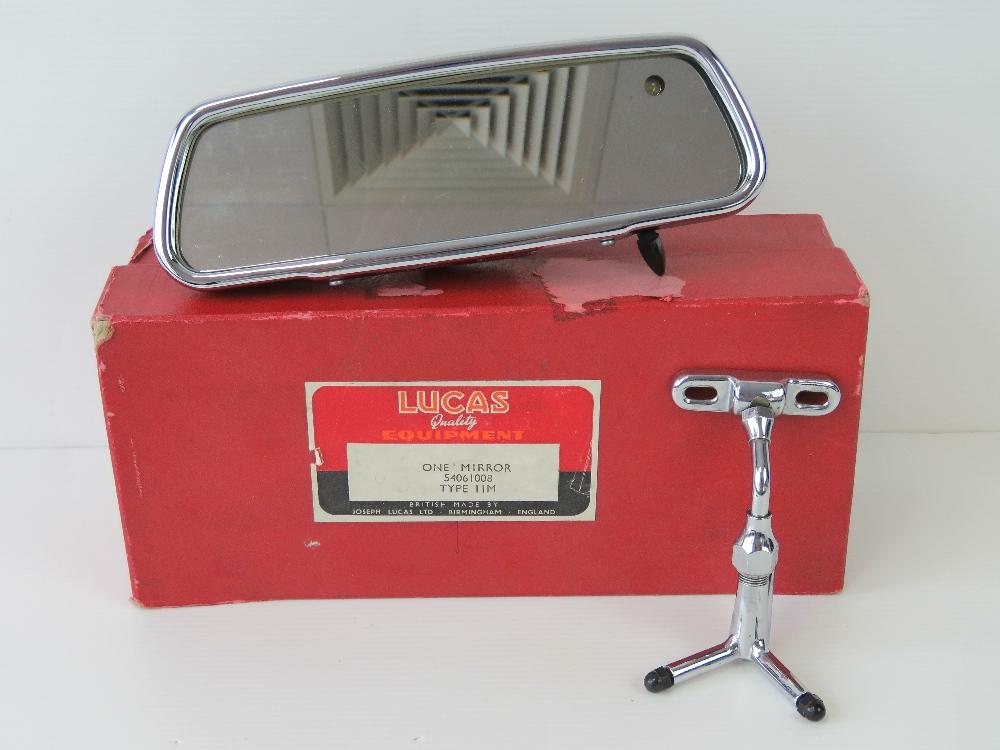Lot 61 - A rare original boxed Lucas Automatic di