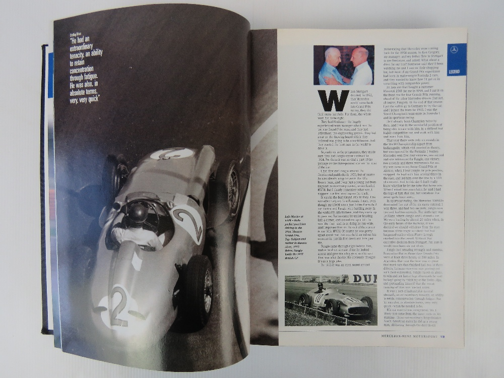 Lot 25 - Books; Cars & Stars, bound editions 1996