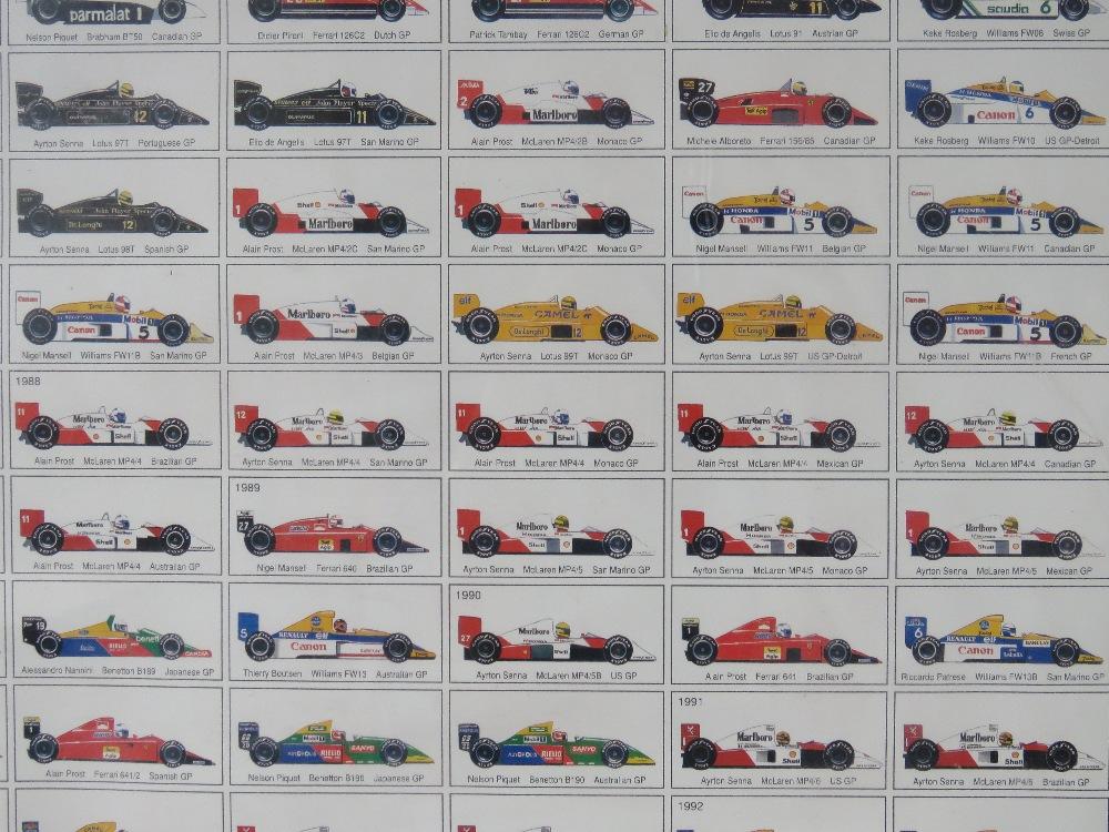 Lot 69 - '300 Grand Prix Victories' the full colo