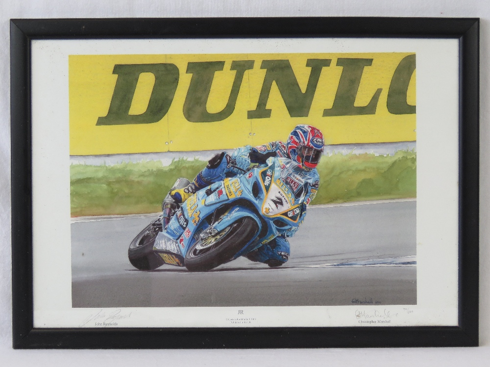 Lot 7 - Limited Edition Print; 'JR' signed by Jo
