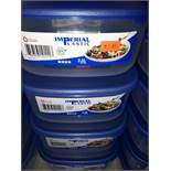 LOT: (12 pcs) SEALED CONTAINERS, 2.5 L