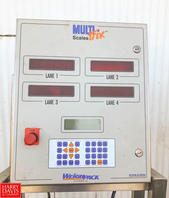 NEW, NEVER USED Weighpack Vertek 1600 Vertical Form, Fill & Seal System Model Vertek-1600-POLY-JAW - Image 8 of 8