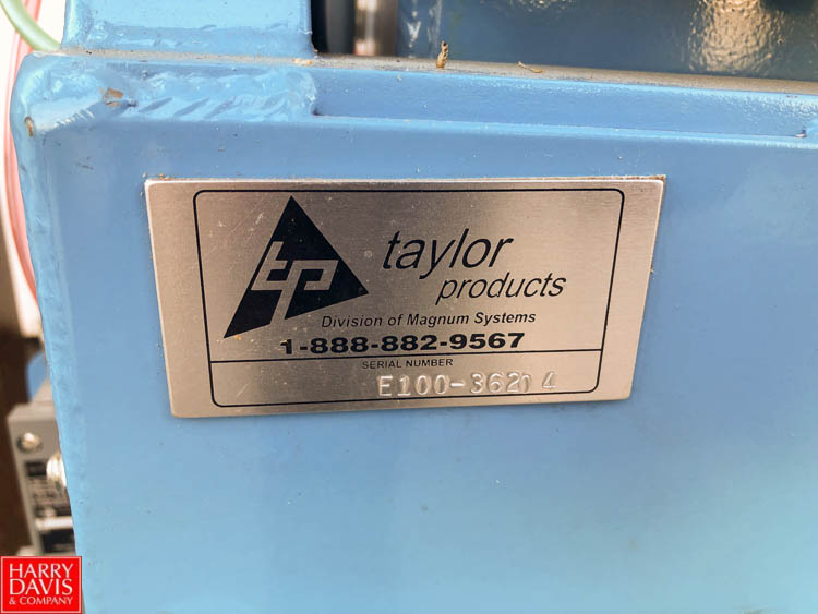 Bulk Bid Lots 2-7: Taylor Electronic Bagging Line **SUBJECT TO PIECEMEAL BIDDING** - Image 5 of 32