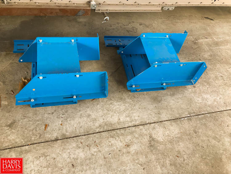 "25' Bucket Conveyor, with 8"" Width x 5"" Depth Buckets - Image 4 of 10"