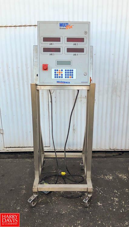 NEW, NEVER USED Weighpack Vertek 1600 Vertical Form, Fill & Seal System Model Vertek-1600-POLY-JAW - Image 7 of 8