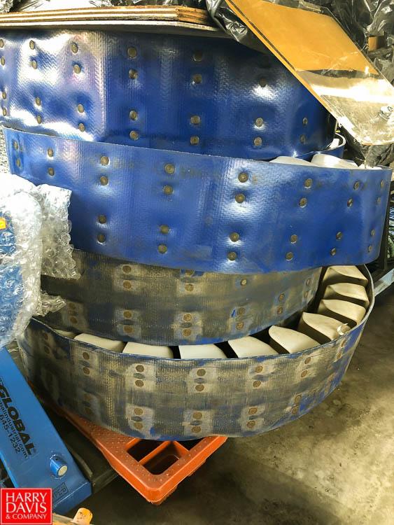 "25' Bucket Conveyor, with 8"" Width x 5"" Depth Buckets - Image 2 of 10"