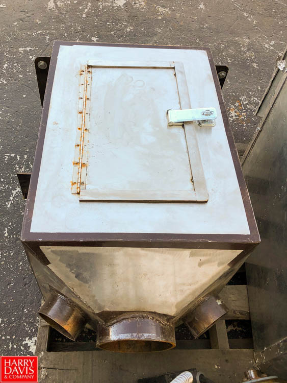 Product Cleaner with (2) Delta 50-720 Dust Collectors **SUBJECT TO BULK BIDDING** - Image 2 of 9