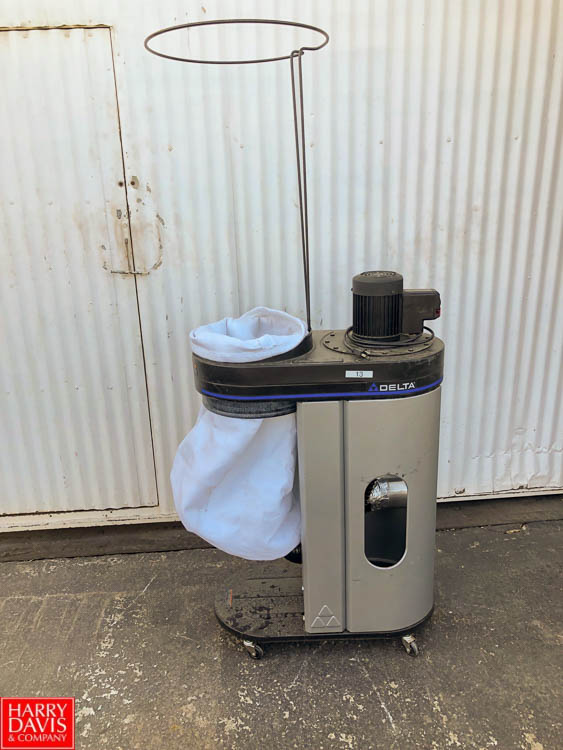 Product Cleaner with (2) Delta 50-720 Dust Collectors **SUBJECT TO BULK BIDDING** - Image 7 of 9