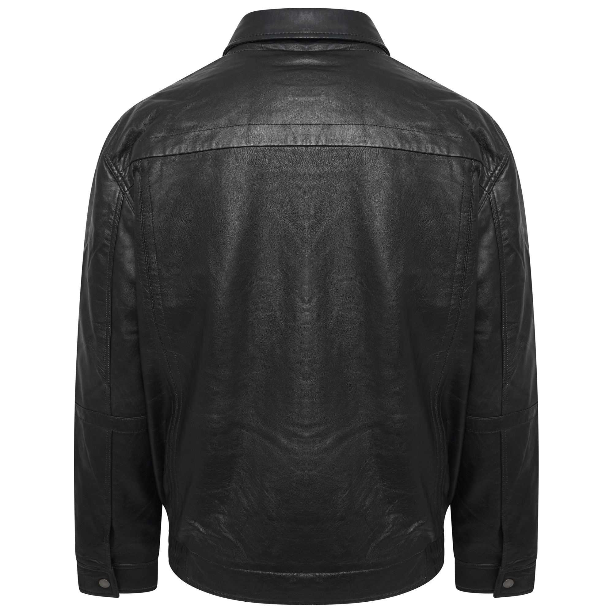 Approx. 800 x Men's Classic Heavy Duty Leather Jacket - Image 2 of 4