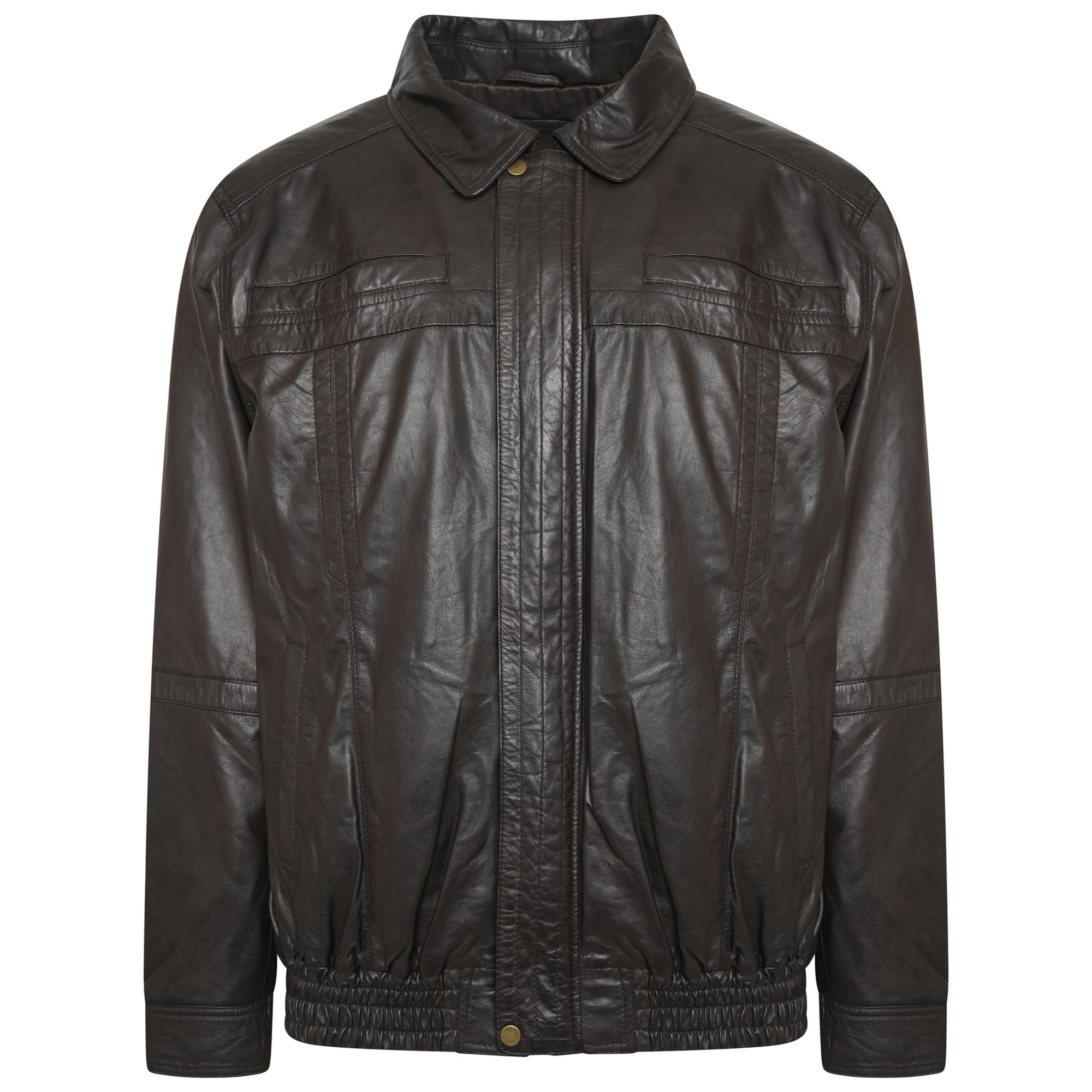 Approx. 800 x Men's Classic Heavy Duty Leather Jacket