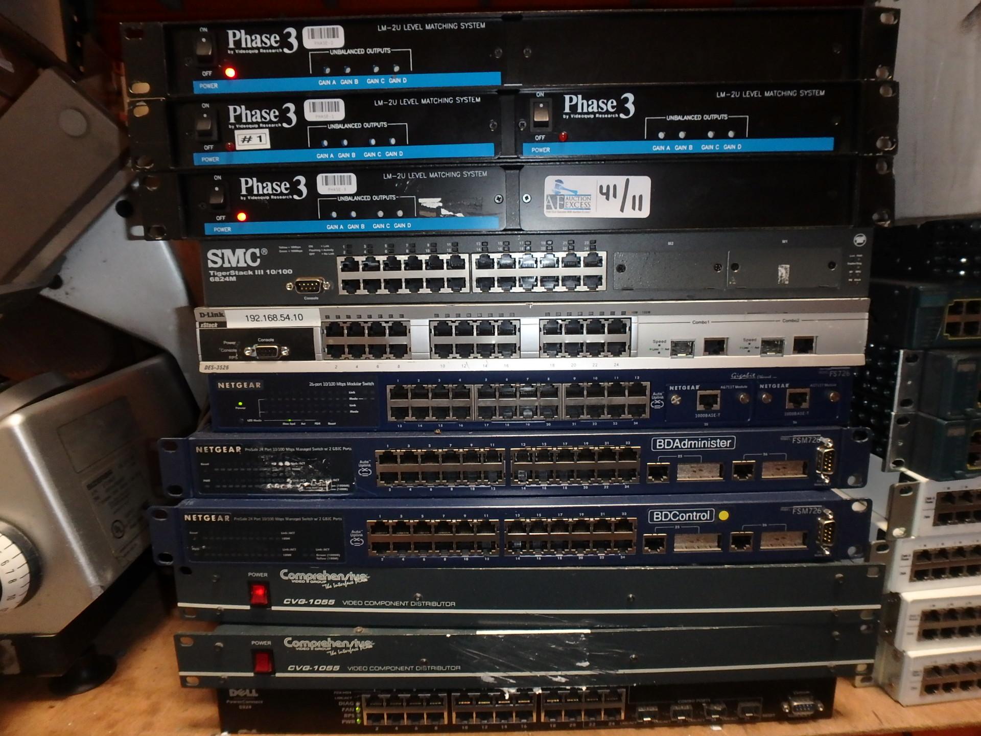 Lot 41 - LOT OF 11 ELECTRONICS