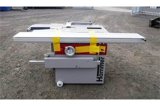 2014 FELDER HAMMER COMBINATION MACHINE TYPE C3 31/05 C/W AF14 DUST