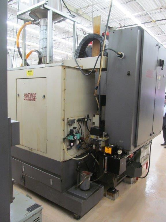 Lot 2 - HARDINGE CONQUEST VMC 700 (MFG. IN USA) FANUC 18M CNC CONTROL