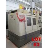 HARDINGE CONQUEST VMC 700 (MFG. IN USA) FANUC 18M CNC CONTROL