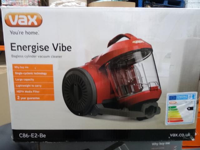 VAX Energise Vibe C86 Cheapest UK