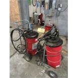 Graco LD Series (2) Pumps on Carts