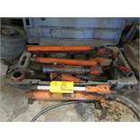 Central Hydraulics Portable Puller