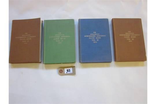 Swaledale Sheep-Breeders Association  Flock Books vols  32
