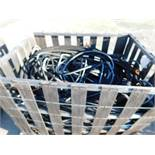CRATE OF ASSORTED HOSES