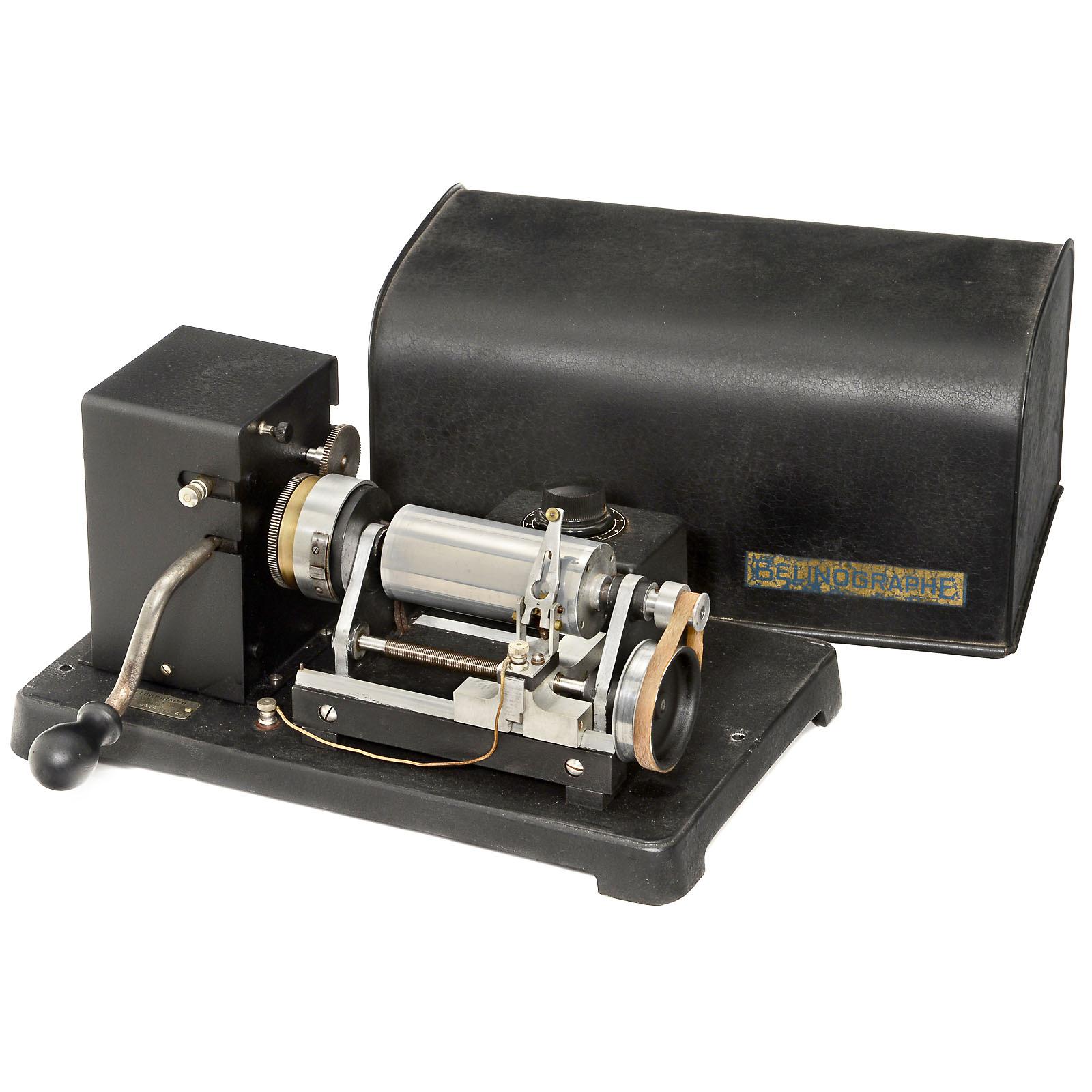 original fax machine