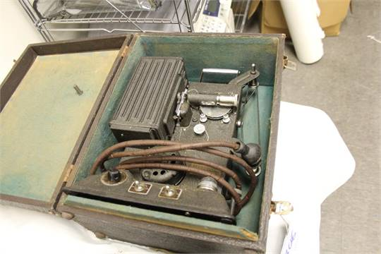 8mm Projectors-Revere Model 85 & Keystone Model L8, with Cases