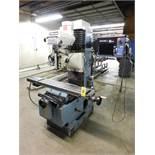 Southwestern Industries TRAK DPMS3 Bed Type Vertical Mill, SN 041AR12558, Proto Trak SM CNC Control,