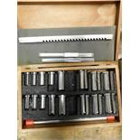 Minute Man Broach and Bushing Set, Lot Location: 301 Poor Dr., Warsaw, IN, 46580
