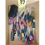Screw Drivers, Lot Location 3204 Olympia Dr. A, Lafayette, IN 47909