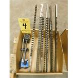 Broaches and Magnetic Base Indicator Holder, Lot Location: 301 Poor Dr., Warsaw, IN, 46580