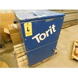 Torit Model 60CAB Dust Collector, SN 1G705155, 115V, 1 phs., Lot Location: 301 Poor Dr., Warsaw, IN,