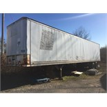 TRAILMOBILE INC. 48 ft TRAILER MODEL #01AA-2UAL
