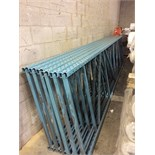 """WAREHOUSE RACKING 16ft LONG x 42"""" WIDE (BIDDING IS PER SECTION OF RACKING MULTIPLIED BY 6)"""
