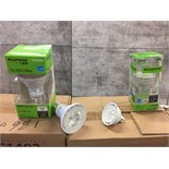 LUMINUS LED PARZO BULBS - VARIOUS MODELS (BIDDING IS PER LIGHT, MULTIPLIED BY QTY)