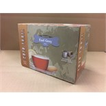 CAZA TRAIL EARL GREY 24 SINGLE SERVE CUPS (BIDDING IS PER PACKAGE, MULTIPLIED BY NUMBER OF