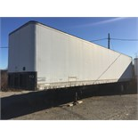 WHITE 48 ft TRANSPORT TRAILER (FLUKE)